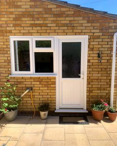 uPVC-Back-Door-Installation