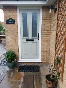 Agate uPVC Front Door