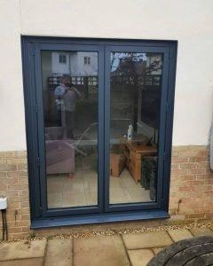 Smart Aluminium Bi-fold Doors