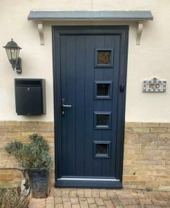 Milano Solidor in Anthracite Grey